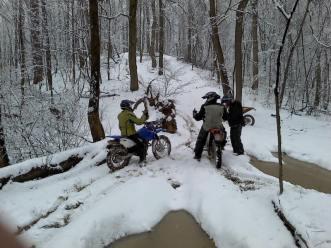 WinterMotoRide